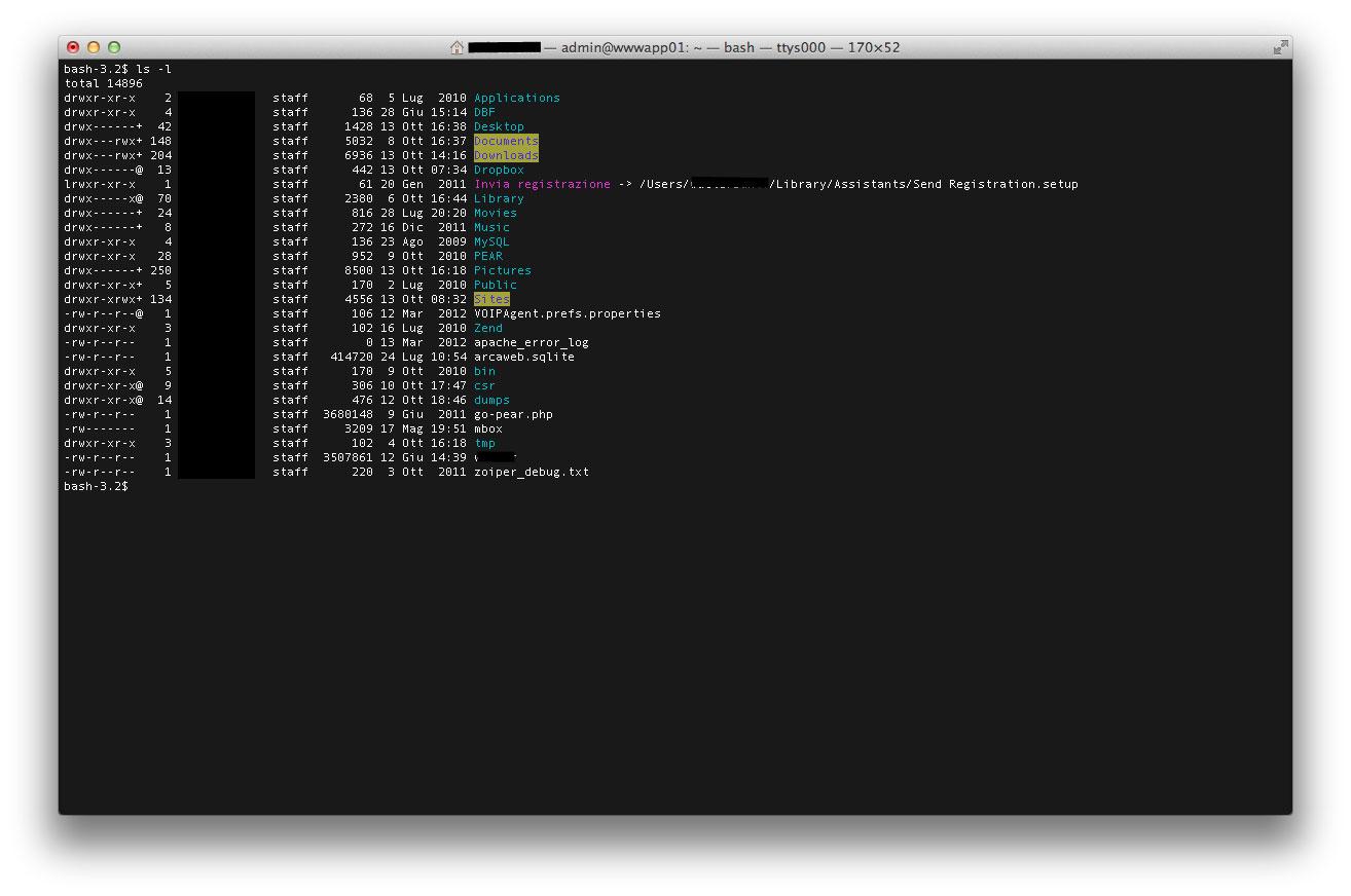 Concatenare file PDF da linea di comando con Osx