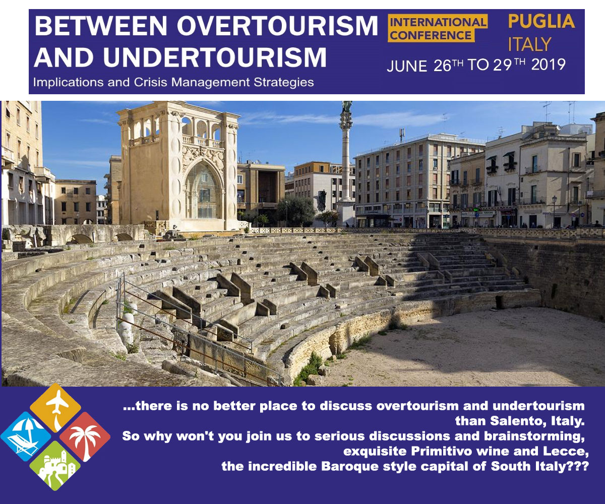 Between Overatourism And Undundertourism
